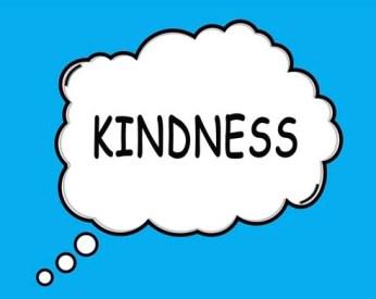 kindness bubble